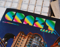 CrazySport mag + logo