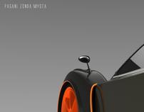Pagani Concept C14