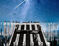 Escalator to the Heavens