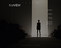 FirstVIEW website proposal
