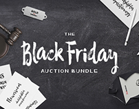 Black Friday Auction Bundle
