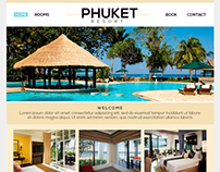 Phuket Resort Template