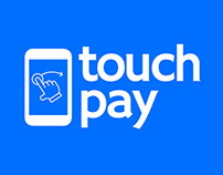 Touch pay branding