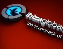 Animación Logo Ibiza Global Radio