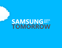 Samsung Tomorrow BI