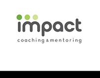 IMPACT CM logo design