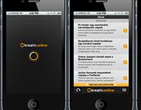 iPhone newsreader apps