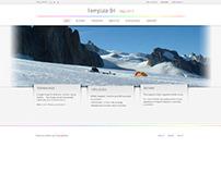 Template84, Joomla Clean Minimal Business Portfolio