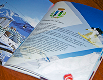 Guida SNOWBREAK2011 - EDITORIAL DESIGN