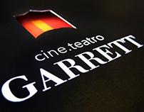 Cine-teatro Garrett Branding