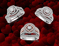 Valentine Diamond Jewelry