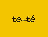 Te con té - Diseño y arte en redes sociales