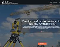 Erkan - Website UI