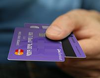 Kişiye Özel Kredi Kartı Tasarımı