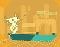 Portfolio Domestika: Animación