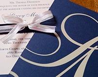 Wedding Invites and Postcards