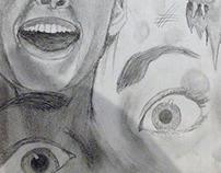 Sketches in Graphite