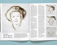 Abdication Queen Beatrix [Editorial Design]