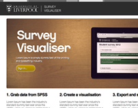 Survey Visualiser web app