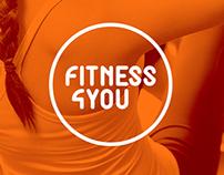 Fitness4you rebranding