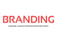 Mishael Alrajhi Fashion Designer LOGO