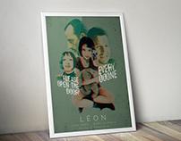 Léon- Movie poster
