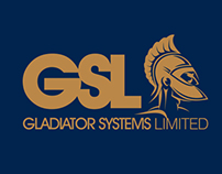 Gladiator Systems Limited Branding