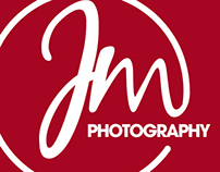 JM Photography Logo Design