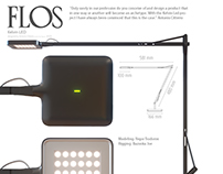 Flos Kelvin LED