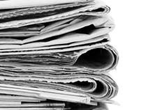 Newspaper advirtisement