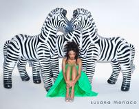 Susana Monaco Spring 2011 Campaign