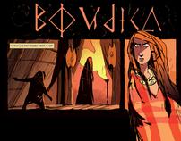 Boudica, a Comic