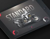 Honda - Africa Twin AR app