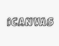 iCanvas Visual Identity