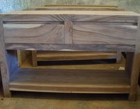Mungur Wood (Albazia Saman) Furniture