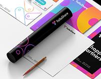 Yallashare brand design
