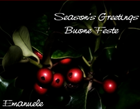 Season's Greetings / Buone Feste