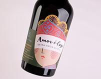 Amor e Cego by Rita Rivotti, Wine branding & Design