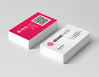 Aionet Media Business Card