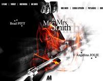 """Mr & Mrs Smith"", The Movie"