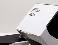 FLOS / Barber Osgerby - Bellhop Packaging