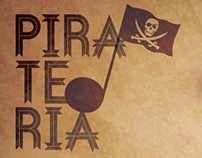 Music piracy infographic