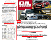 Add sales materials for Benjamin Media Magazines - 2013