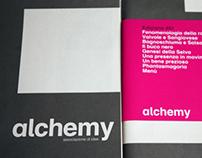 Alchemy magazine