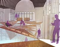 Transformation: Renvisioning Blågårds Church