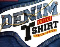 Denim and Tshirt Fair