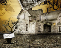 """""""Whisper-Haunted House"""", The Book"""
