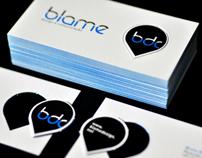 Blame - Design e Comunicação