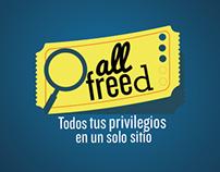 Allfreed app