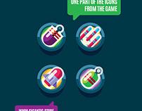 Icon Design for Game Art